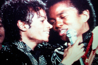 Interviu emotionant cu fratele mai mare al lui Michael Jackson, Jermaine!