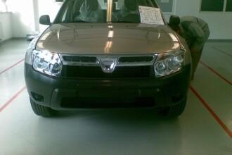 Dacia SUV, dezvaluita in toata splendoarea! VEZI FOTO!