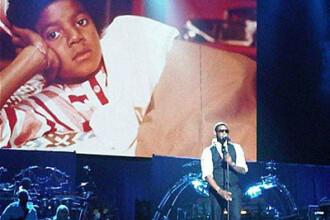 Stevie Wonder si Usher au repetat pentru ceremonia in memoria lui Michael!