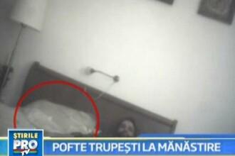 A inceput judecata preotului de la Caldarusani, filmat in pat cu un tanar