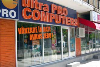Ultra Pro Computers si Curiero, lovite de faliment!
