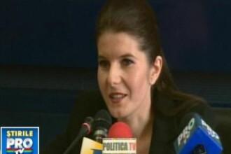 VIDEO: Monica Iacob Ridzi si-a dat demisia!