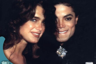 Michael Jackson a vrut sa adopte copii din Romania! Cu Brooke Shields!