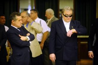 Vadim si Laszlo Tokes, colegi in comisia pentru Cultura si Educatie din PE