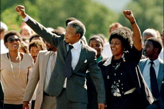 Nelson Mandela a implinit 92 de ani