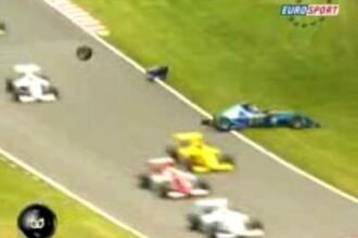 Pilot de Formula 2, mort dupa ce a fost lovit de o roata!