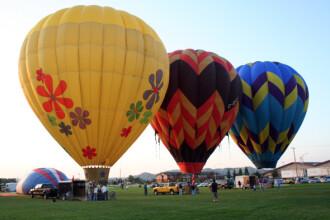 Ziua nationala a Columbiei, sarbatorita in balon!