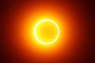 Imagini incredibile! Uite cum arata o furtuna solara!