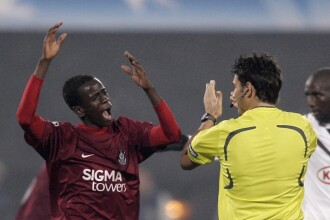 Fotbalistul Emanuel Kone a trecut pe langa moarte!