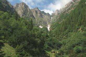 Turist gasit mort in muntii Sureanu. In timpul operatiunii de cautare, un speolog a fost ranit