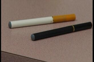 Tigarile electronice se vor vinde doar in farmacii daca au mai mult de 2 miligrame de nicotina