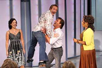 Nunti trasnite 2: Super dans si Patrick Swayze a tinut sa cunoasca mirii!