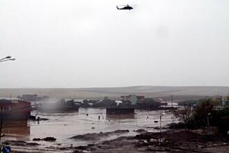 Din nou inundatii devastatoare in Turcia! Cel putin patru morti