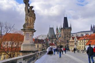 Praga, unul dintre cele mai frumoase orase din Europa