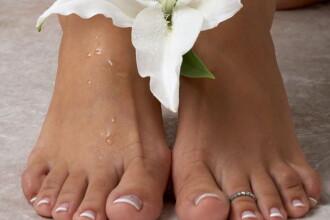 Ingrijirea picioarelor pe timp de vara