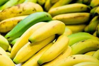 Depresia sau anemia, tratate cu o banana. 11 indicatii medicale pentru fructul tropical