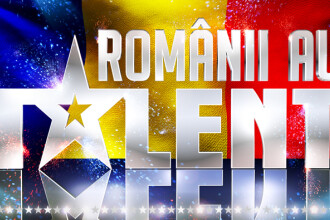"""Incep preselectiile pentru """"Romanii au talent"""""""