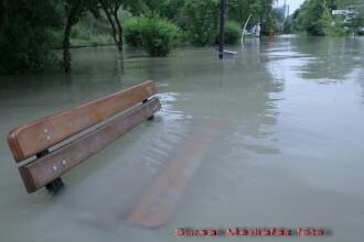 Amenintarea Dunarii: Galatiul, in pericol sa ajunga sub ape!