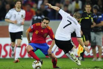 Germania ingenunchiata de spanioli! Ibericii vor intalni Olanda in finala