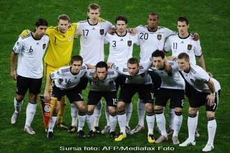 Germania e foc si para! Nu va sarbatori performanta de la Cupa Mondiala
