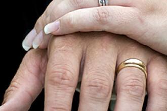 S-au casatorit chiar in ziua marii finale. Ea din Spania, el din Olanda!