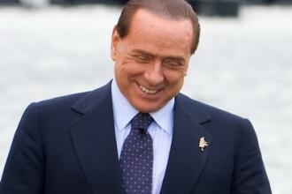 Scandalul prostitutiei continua. Inca o minora in haremul lui Berlusconi