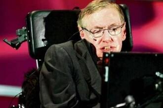 """Stephen Hawking: """"Omenirea se indreapta spre un dezastru"""". Care este solutia salvatoare"""