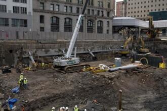 Ramasitele a 21 de oameni, recuperate de la World Trade Center, dupa 11 ani de la tragedie