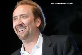 Nicolas Cage vrea sa faca afaceri in Romania