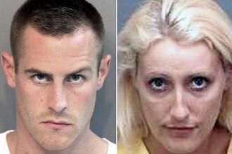 Cuplul de criminali XXX - au ucis un om si au sarbatorit facand sex!