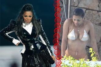Janet Jackson se dadea cu capul de pereti pentru ca se credea urata