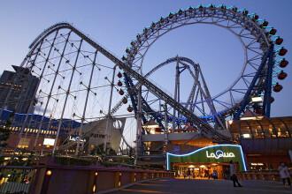 Adrenalina la cote maxime! Cele mai inalte roller coastere din lume!