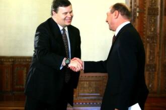 Basescu: Ingrijorarea lui Franks privind alegerile e aceeasi cu a mea