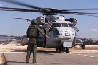 Ancheta in cazul elicopterului israelian: nu au fost probleme tehnice