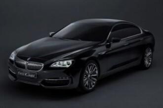 BMW pregateste Gran Coupe-ul pentru productie