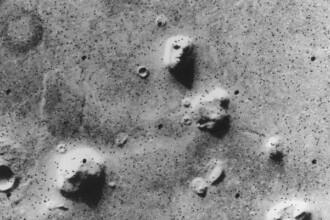 S-a descoperit misterul fetei umane de pe Marte!