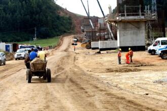 Boc:Tronsonul Turda -Campia Turzii al Autostrazii Transilvania gata in 2010