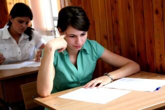 Bac 2011: Subiectele pentru 12 materii. Duminica se afiseaza rezultatele