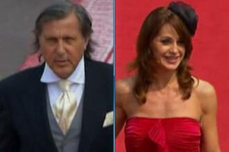 Nadia, Ilie Nastase, Principele Radu si Principesa Margareta, pe covorul rosu de la Monaco. VIDEO