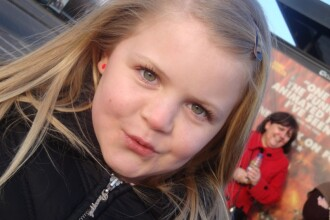 Povestea fetei de 12 ani, care a salvat CINCI vieti, prin moartea ei