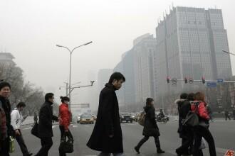 Aerul poluat, principala cauza a cancerului pulmonar, anunta Organizatia Mondiala a Sanatatii