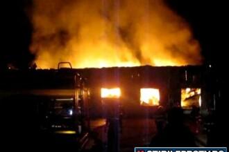 A bagat spaima in Capitala. Piromanul care provocat opt incendii devastatoare, arestat