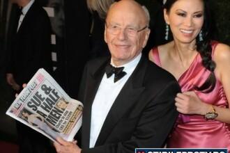 Intre ancheta FBI, presiunea media si pierderile de milioane, magnatul Murdoch ramane un optimist