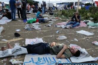 Egiptenii nu se potolesc. Sute de protestatari au ocupat piata Tahrir din Cairo