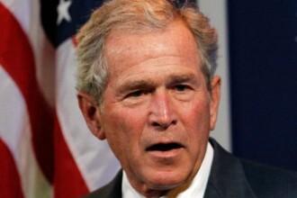 Fostul presedinte american George W. Bush a fost operat la inima