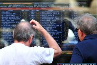 Italia risca sa se prabuseasca din cauza datoriei publice uriase: un trilion si jumatate de euro