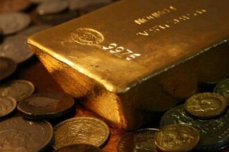 Aurul, cea mai inteligenta investitie a momentului. Cat costa sa-ti cumperi propria mina. FOTO