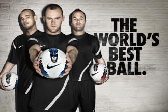FOTO Meciurile din Liga 1 se joaca cu mingea oficiala din Anglia, Italia si Spania!