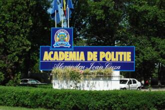 Asalt ratat la Academia de Politie.