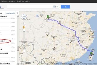 Mergi cu ochii inchisi pe mana Google Maps? Te poti trezi ca inoti prin ocean